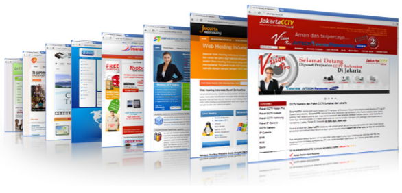 Membuat desain web