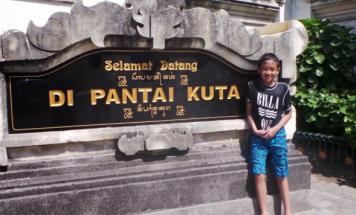 Kuta Bali dalam Genggaman
