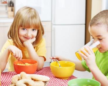Panduan Sarapan Sehat Untuk Anak