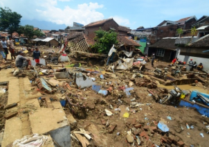 bencana aceh banjir bandang