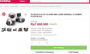 Jual Kamera Bekas di Internet dengan Mudah dan Cepat