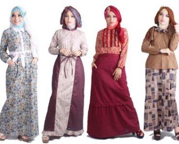 Beragam Jenis Baju Muslim Terbaru Wanita yang Bisa Anda Jadikan Koleksi