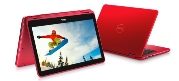 Dell Inspiron 11 3168 Red Tango