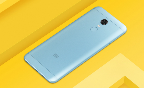 xiaomi redmi 5 plus fingerprint