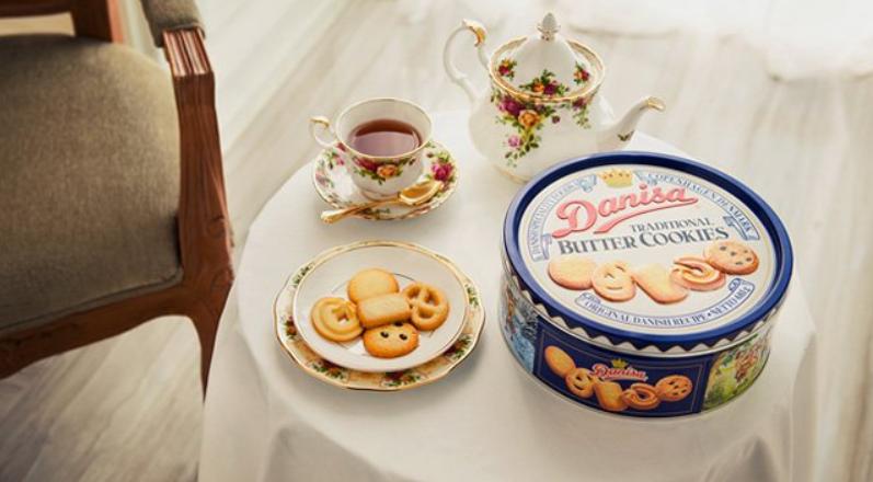 Danish Butter Cookies Brand