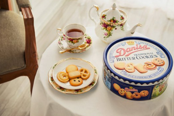 Danish Butter Cookies Brand