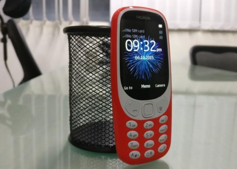 Nokia 3310 4G kini sudah bisa Wifi dan Whatsapp