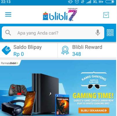 Shoping Online yang Mudah dan Menguntungkan di Blibi