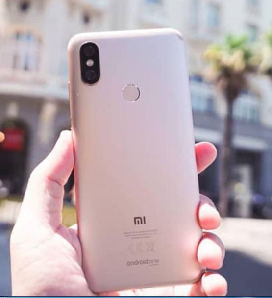 Smartphone mid-range Xiaomi Mi A2