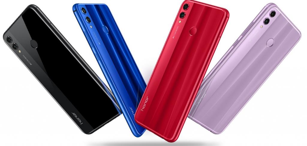 Honor 8x, Merk Smartphone Baru Merajai Pasar Murah