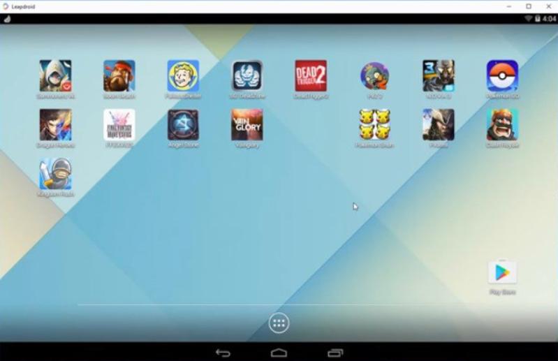 4 Pilihan Perangkat Lunak Emulator Android Paling Ringan dan Cepat leapdroid