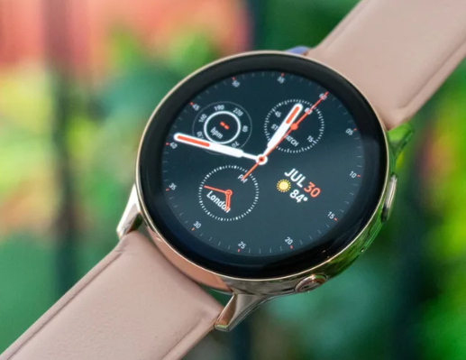 Design dan Spesifikasi Samsung Galaxy Watch Active 2