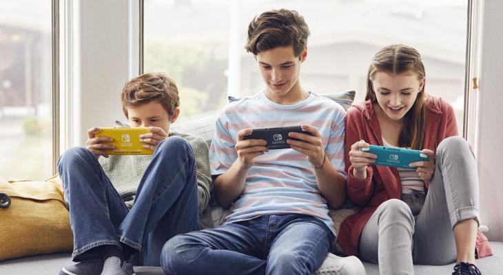 Nintendo Switch Lite, Spek Lengkap dengan Baterai Tahan Lama