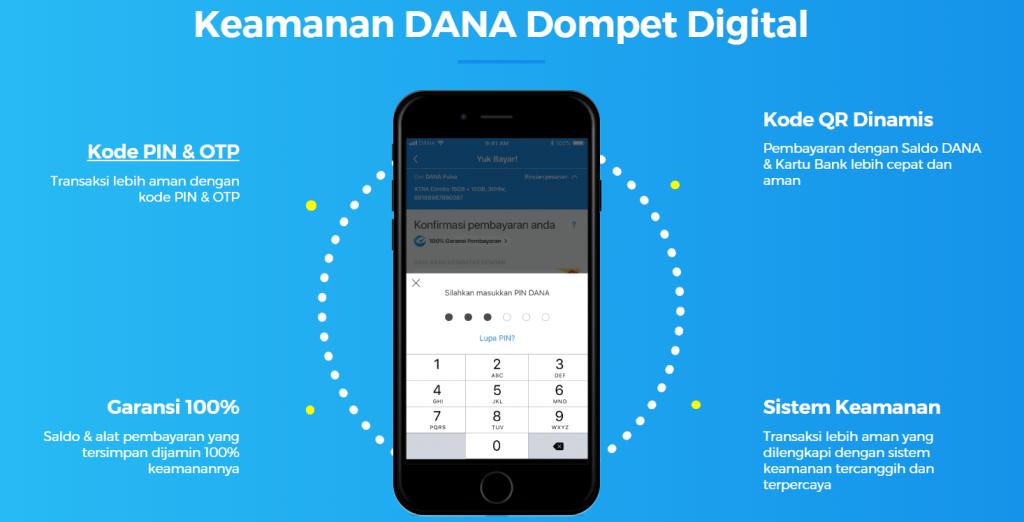 Fitur Terbaru Dompet Digital Dana yang Luar Biasa