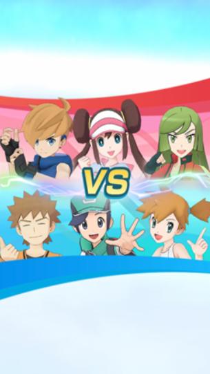 mengunduh game Pokemon Masters ini secara gratis