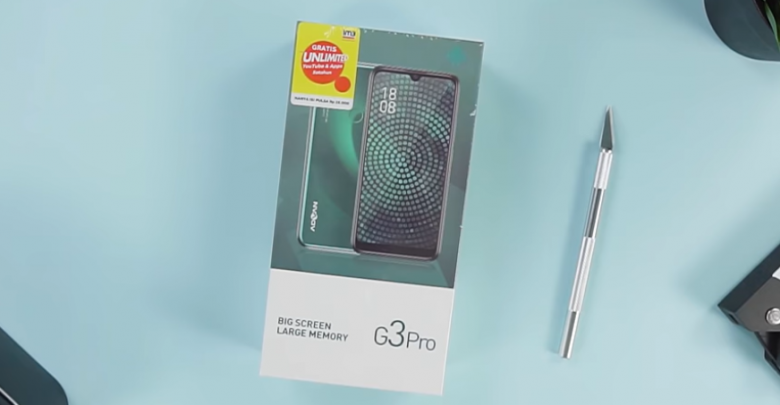 Advan G3 Pro, Ponsel Teranyar Advan yang Hanya Dijual Online