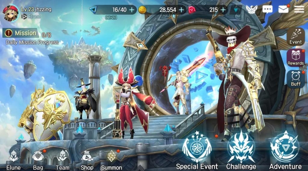 Inilah Game yang Baru Rilis, Seru Dimainkan di Android elune