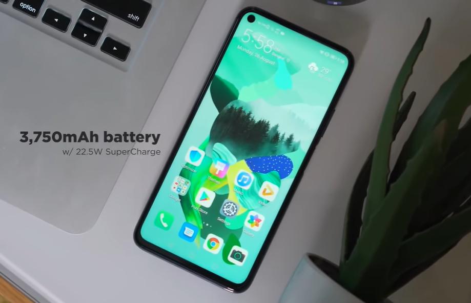 battery Huawei Nova 5T, Ponsel Mid Range Paling Mahal dengan Rasa Premium