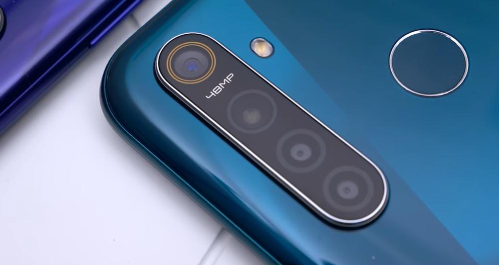 Inilah Deretan Smartphone dengan Spek Terbaik Harga 2-3 Jutaan 2019 realme 5s