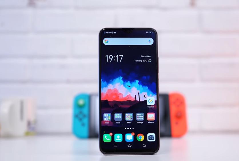 Inilah Deretan Smartphone dengan Spek Terbaik Harga 2-3 Jutaan 2019 Vivo Y19