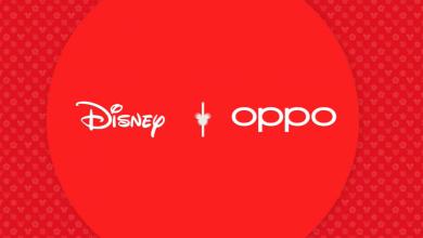 Inilah Oppo Reno2 dengan Karakter Disney