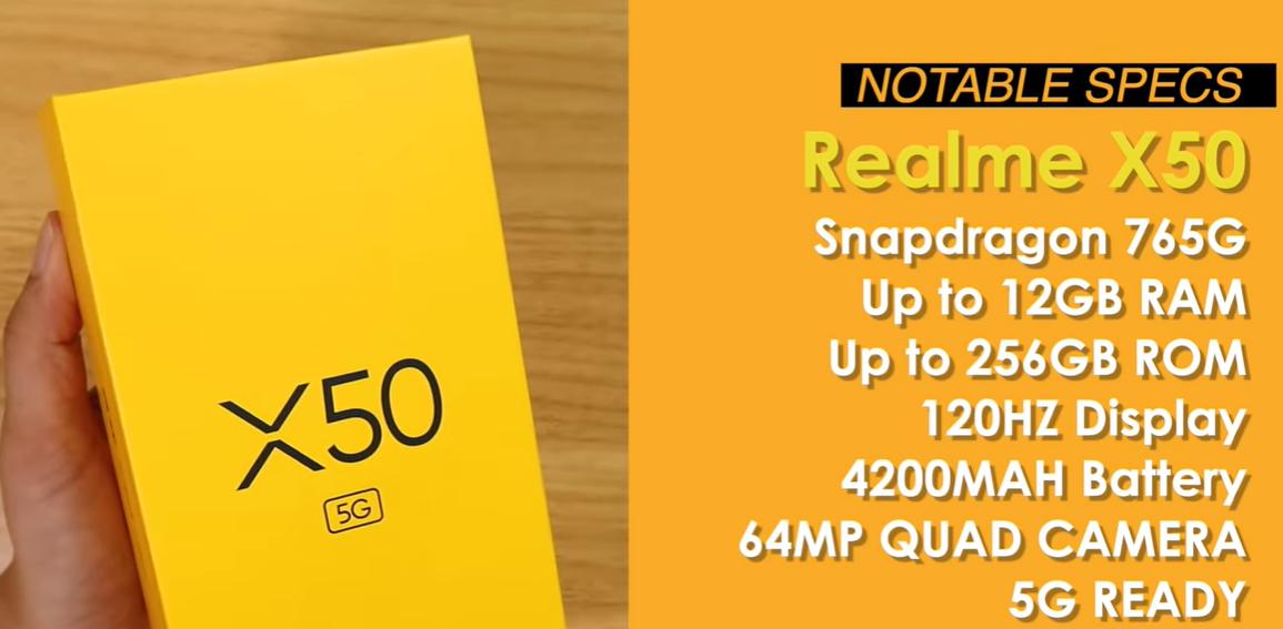 Siap-siap, Realme X50 5G Bakal Rilis di Indonesia