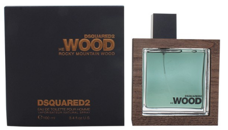 parfum wood