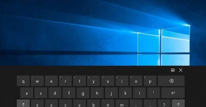 Cara Menampilkan On screen Keyboard di Laptop